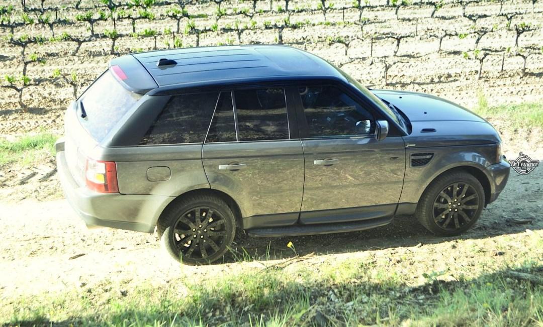 Range Rover Sport V8 Supercharged... Il est pas vert Hulk ?! 67