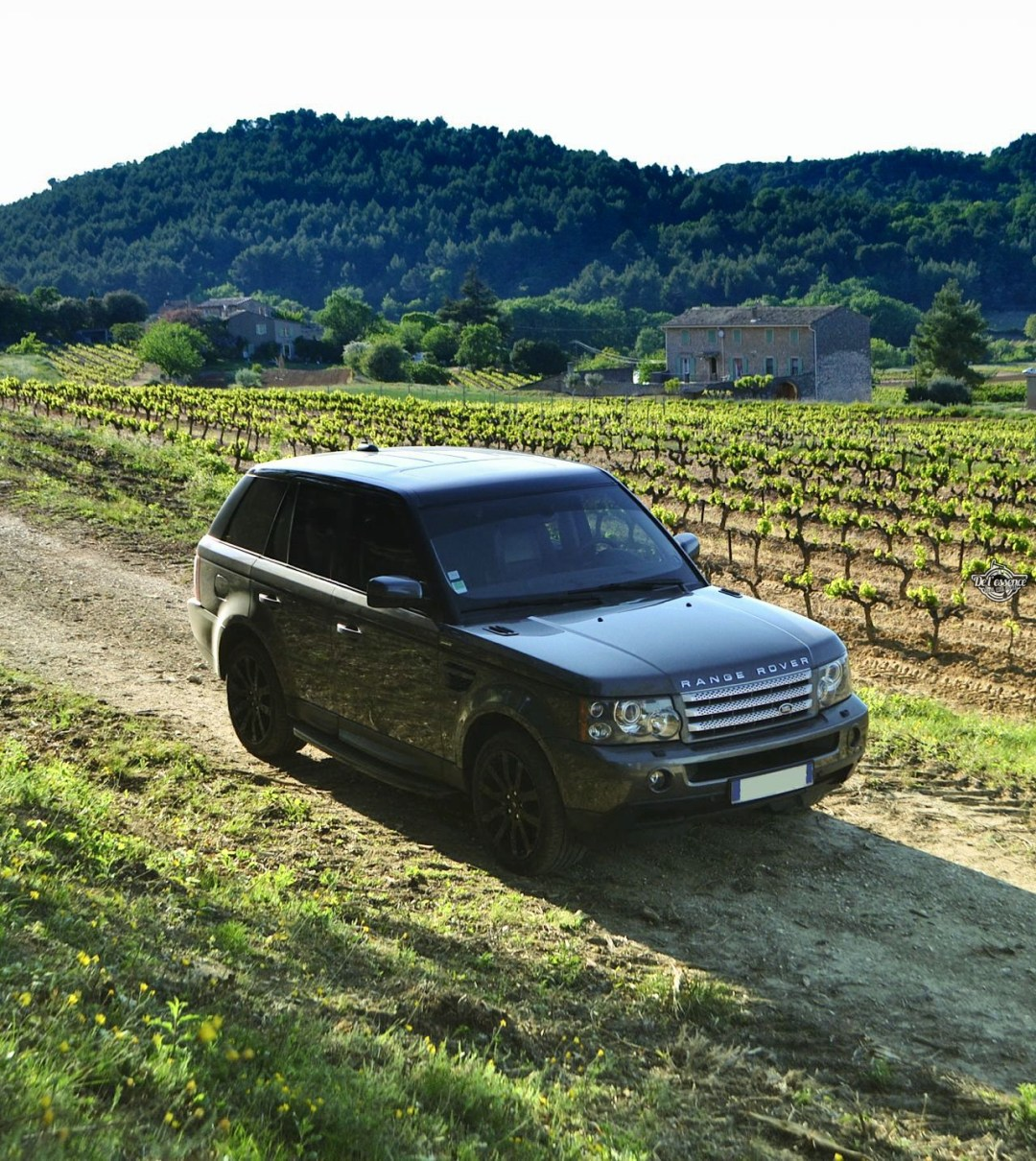 Range Rover Sport V8 Supercharged... Il est pas vert Hulk ?! 69