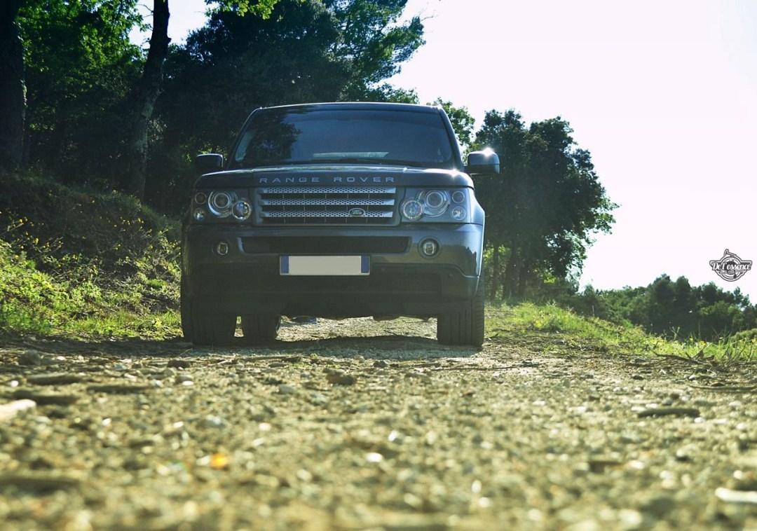 Range Rover Sport V8 Supercharged... Il est pas vert Hulk ?! 77