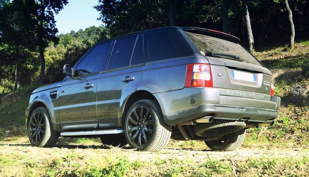 Range Rover Sport V8 Supercharged... Il est pas vert Hulk ?! 81