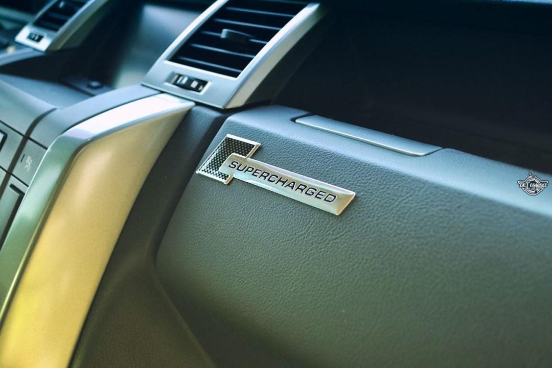 Range Rover Sport V8 Supercharged... Il est pas vert Hulk ?! 70