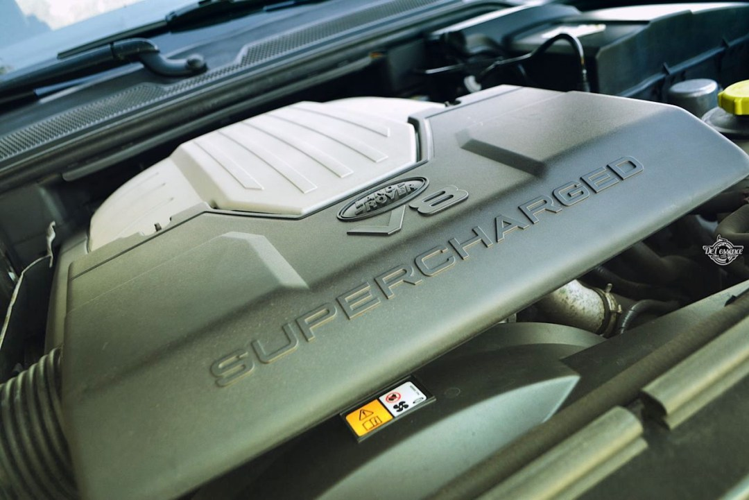 Range Rover Sport V8 Supercharged... Il est pas vert Hulk ?! 68