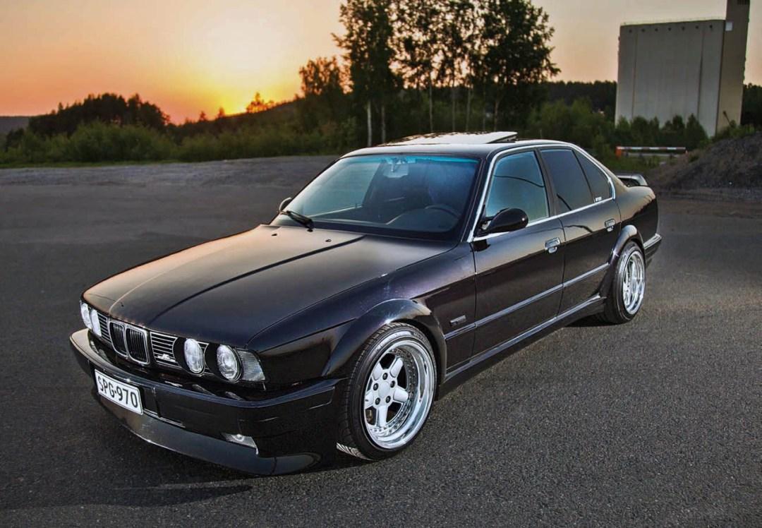 BMW E34 AC Schnitzer S5 Silhouette... Tuning de jackos ! 14