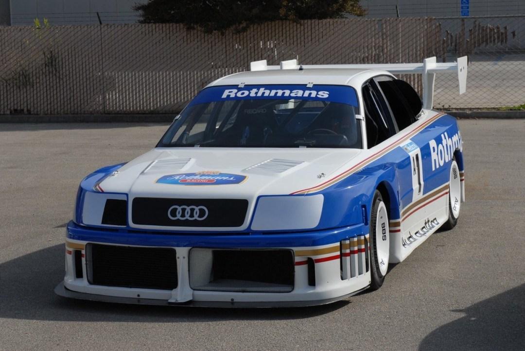 Audi S4 IMSA GTO... Ils ont sorti la bête ! 31