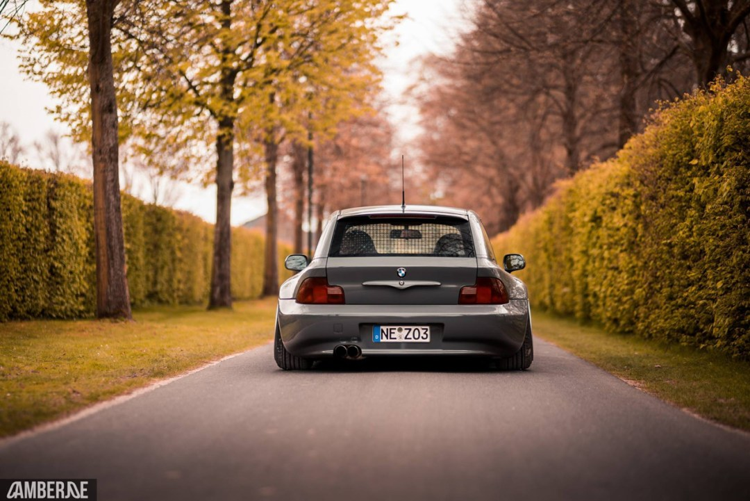 Bagged BMW Z3 Coupé... On - Off ! 22