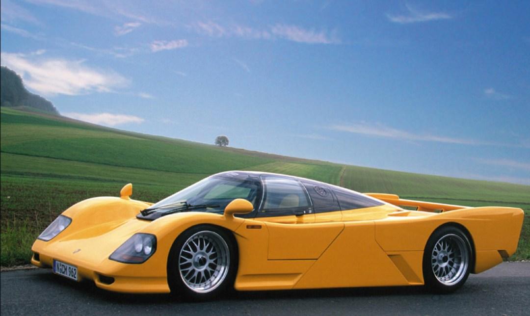 Dauer 962... C'est tous les jours le Mans ! 46