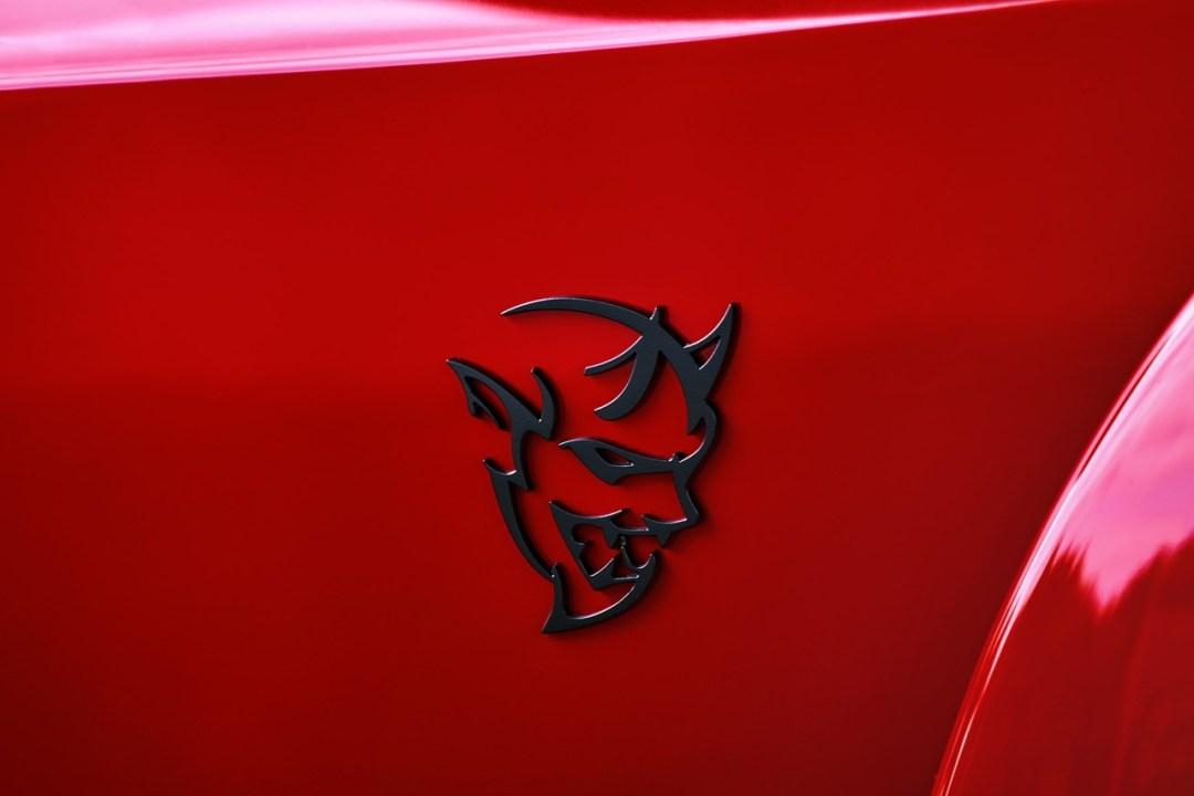 Dodge Challenger SRT Demon... Street legal sortie de l'enfer ! 28