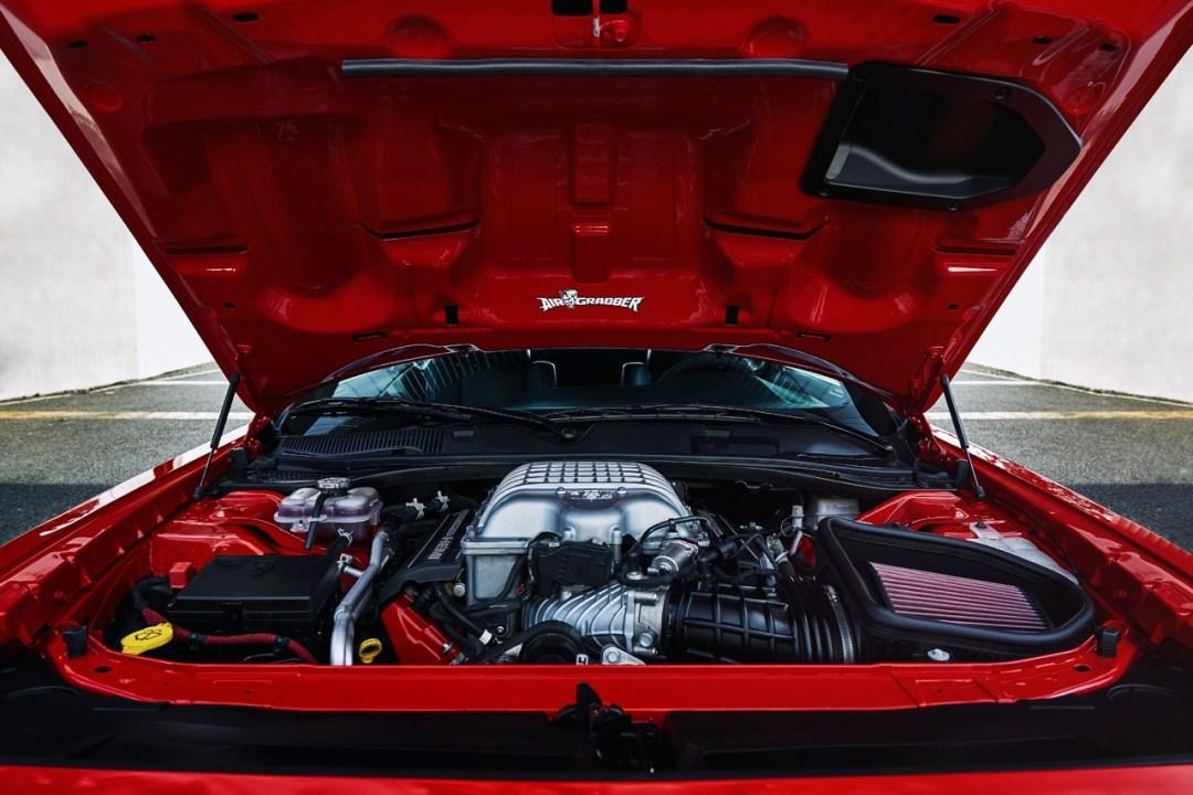 Dodge Challenger SRT Demon... Street legal sortie de l'enfer ! 32