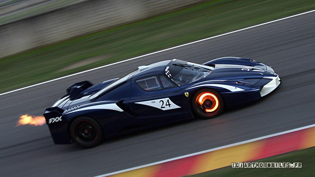 Ferrari FXX K... Showtime ! Ou peut être Chaudtime... 22