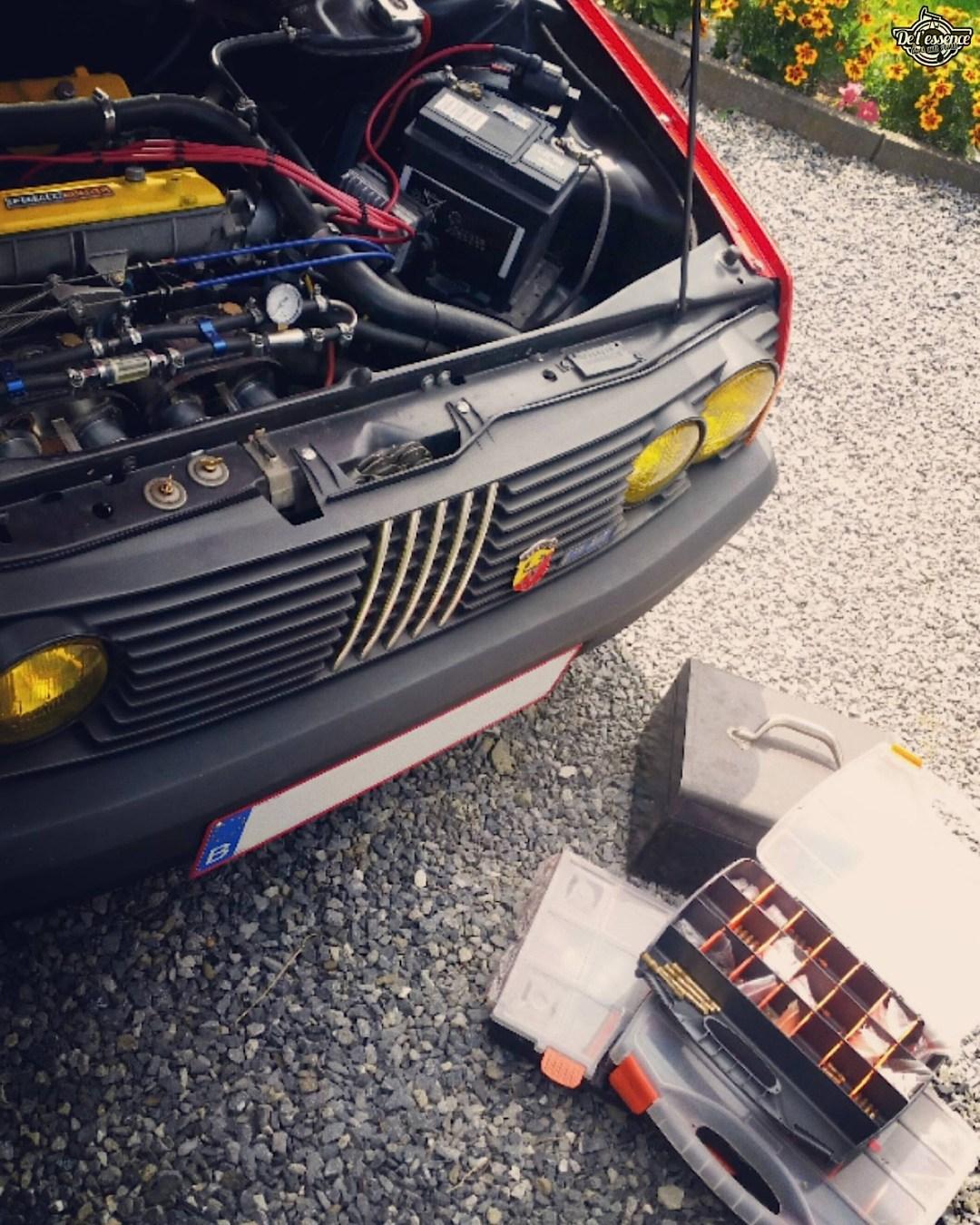 Fiat Ritmo Abarth 130 TC - Le retour du scorpion ! 29