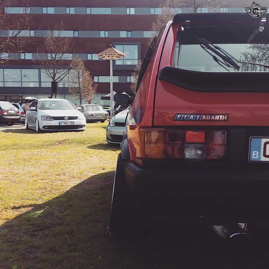 Fiat Ritmo Abarth 130 TC - Le retour du scorpion ! 38