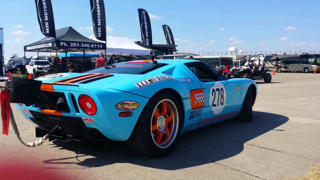 La Bugatti Veyron et la Hennessey Venom GT pulvérisées par... une Ford GT ! 27