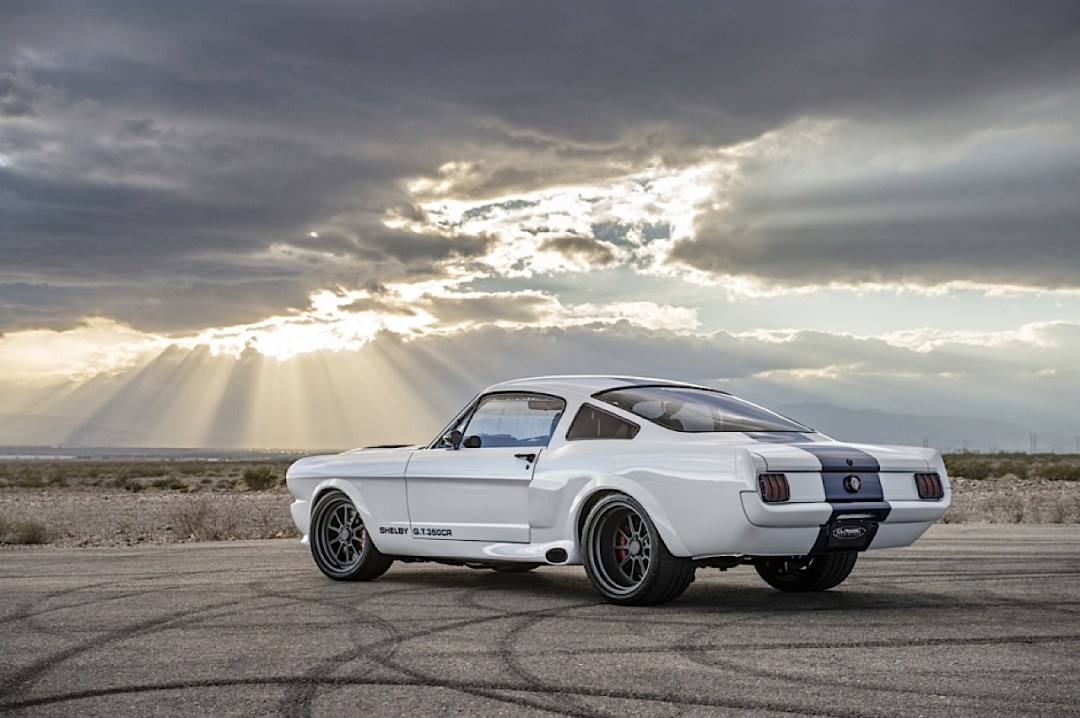 Ford Mustang Shelby GT350 restomod... Modif d'origine ! 28