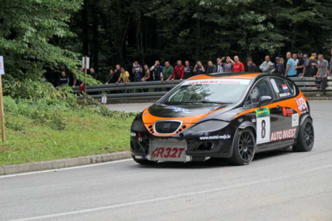 HillClimb Monsters - Seat Leon R32 Turbo - Ah ça c'est pas un TDI ! 6