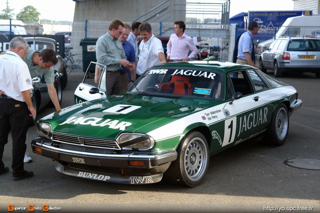 Jaguar XJS V12 TWR... Décrassage de printemps ! 23