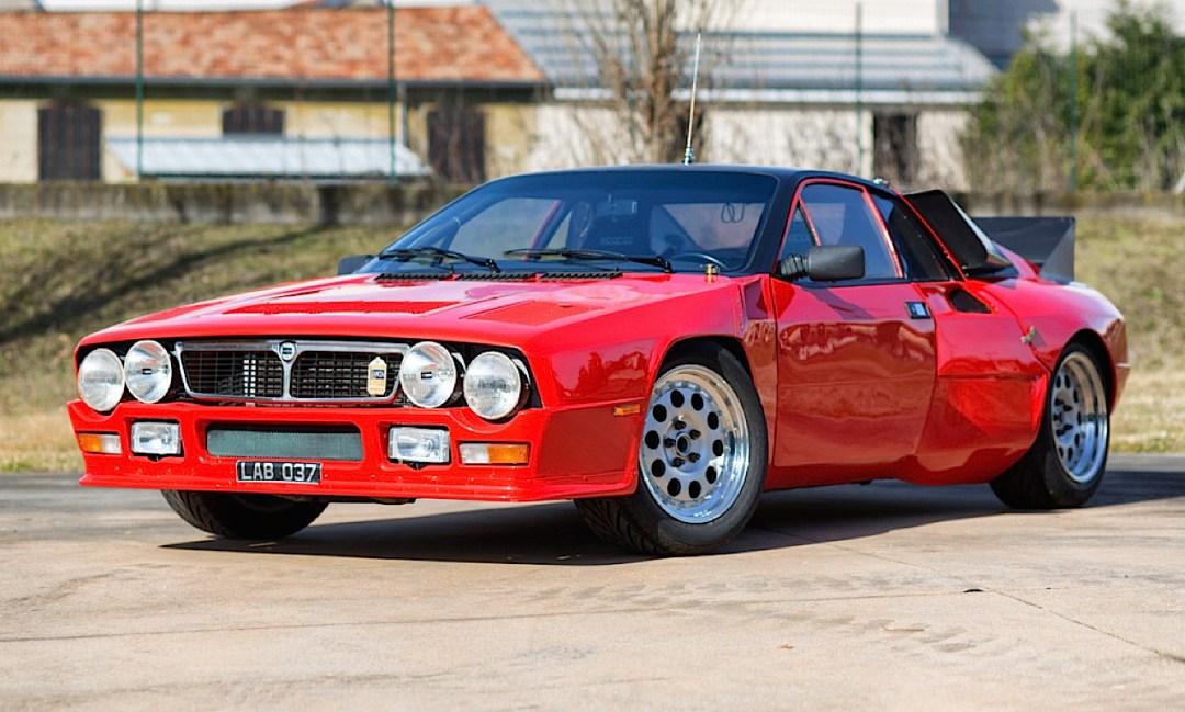 Lancia 037 - Markku Alen déchainé en test au 1000 Lacs... 22