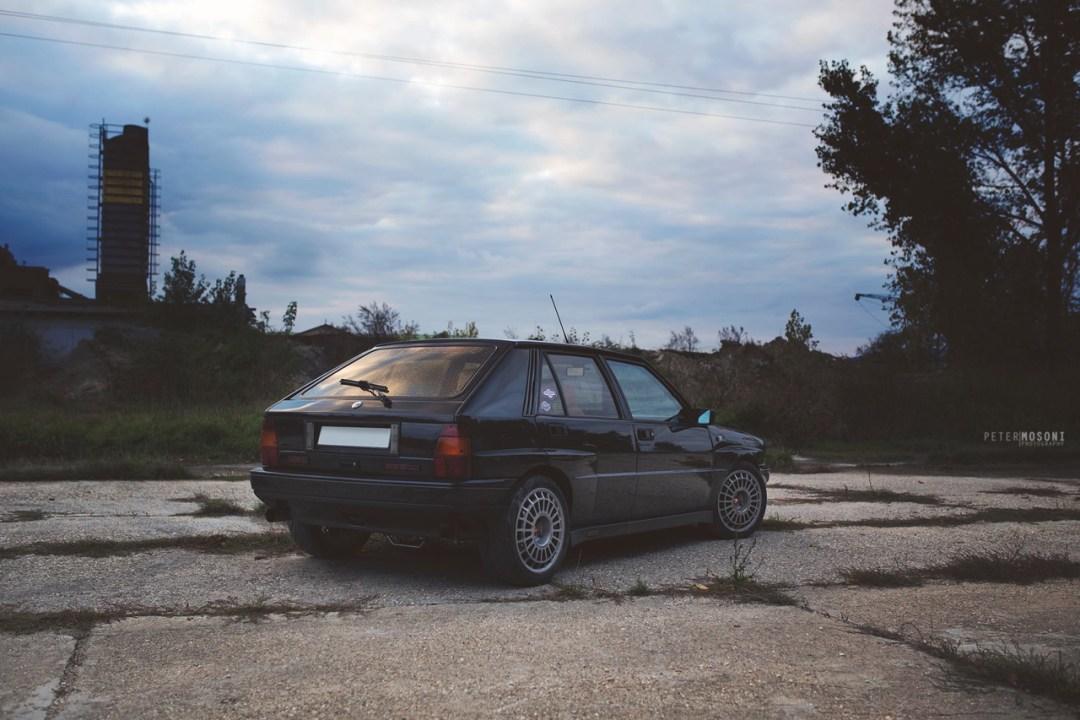 Lancia Delta HF Integrale 16v - La fin d'une ère... 60