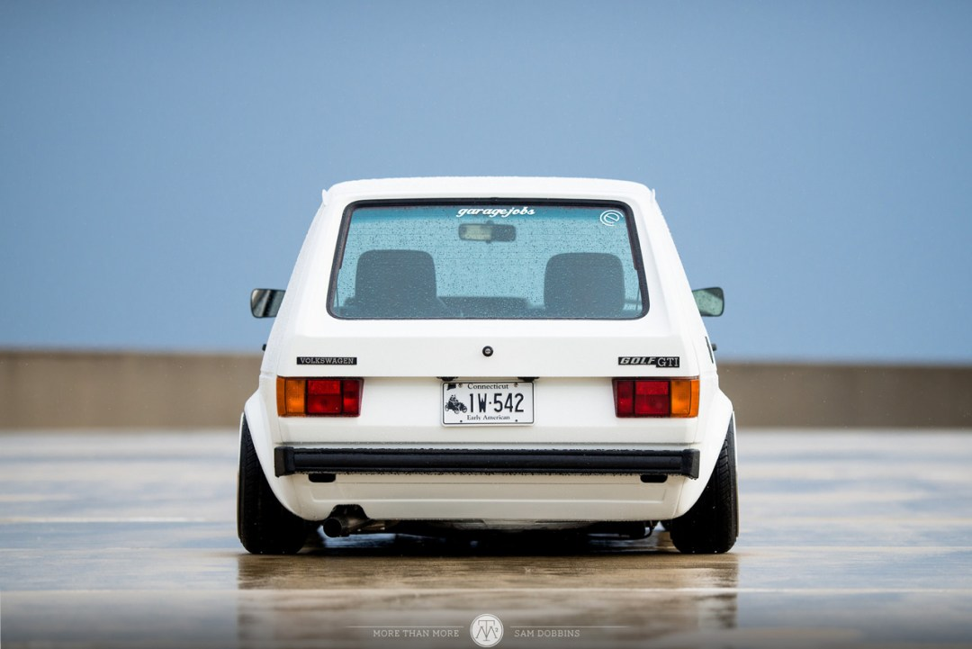Juste une Golf 1... avec un VR6 ! 22