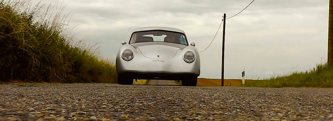 '54 Porsche 356 pre A 1500 GS Carrera compétition... Pure ! 15
