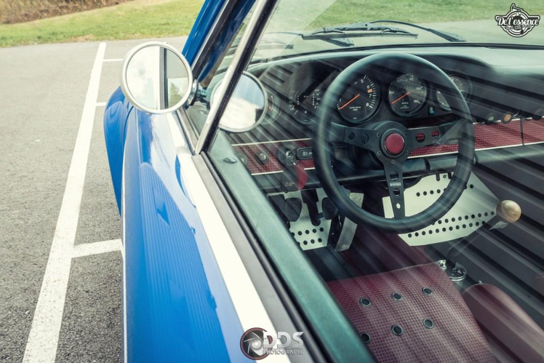 DLEDMV - Porsche 911 Bleu MGC Dan Dos Santos - 02