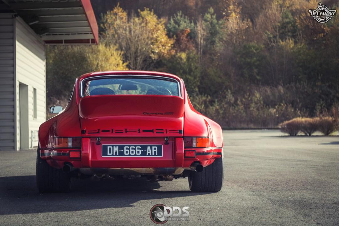 MCG Propulsion : Trio de 911 - Du restomod made in France 67