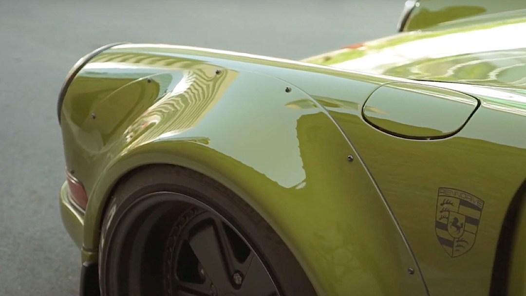 Porsche 964 RWB Thailand... La grenouille ! 15