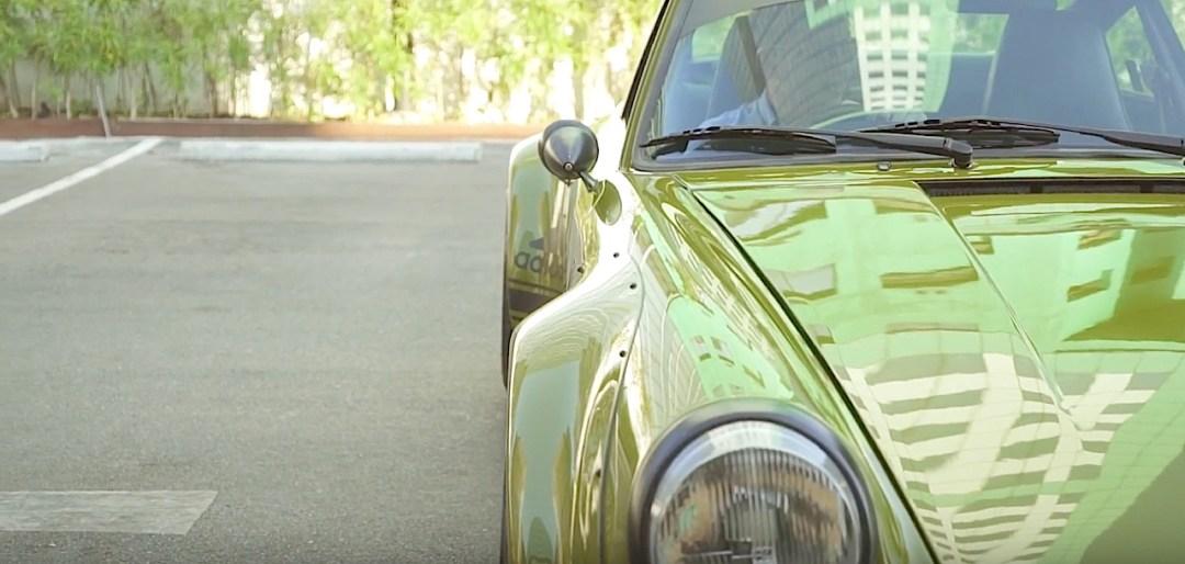 Porsche 964 RWB Thailand... La grenouille ! 12