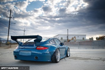 DLEDMV - Porsche 997 flat nose old & new - 23