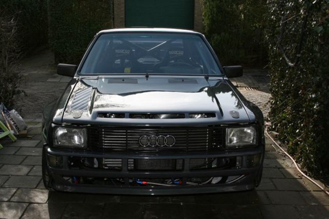 Audi Quattro SWB 1000+ - Violent ! 11