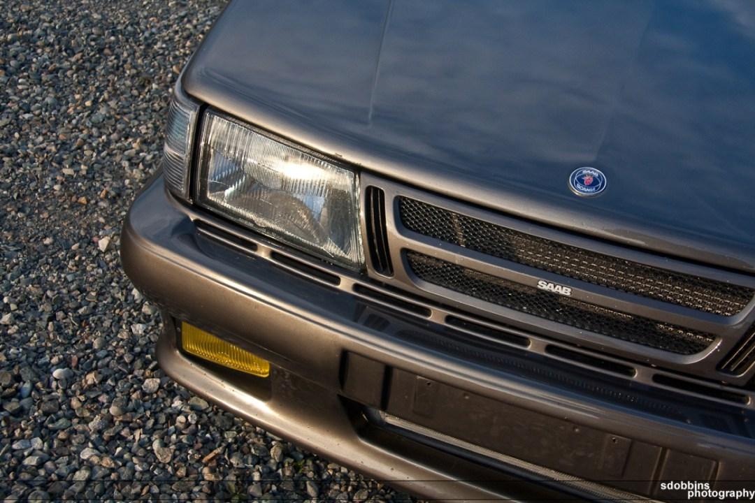 "Saab 900 Turbo Cab - ""Born from jets"" ! 46"