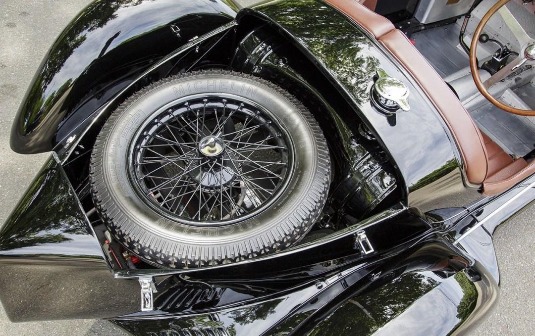Alfa Romeo 6C 1750 SS Spider... Leggenda ! 14