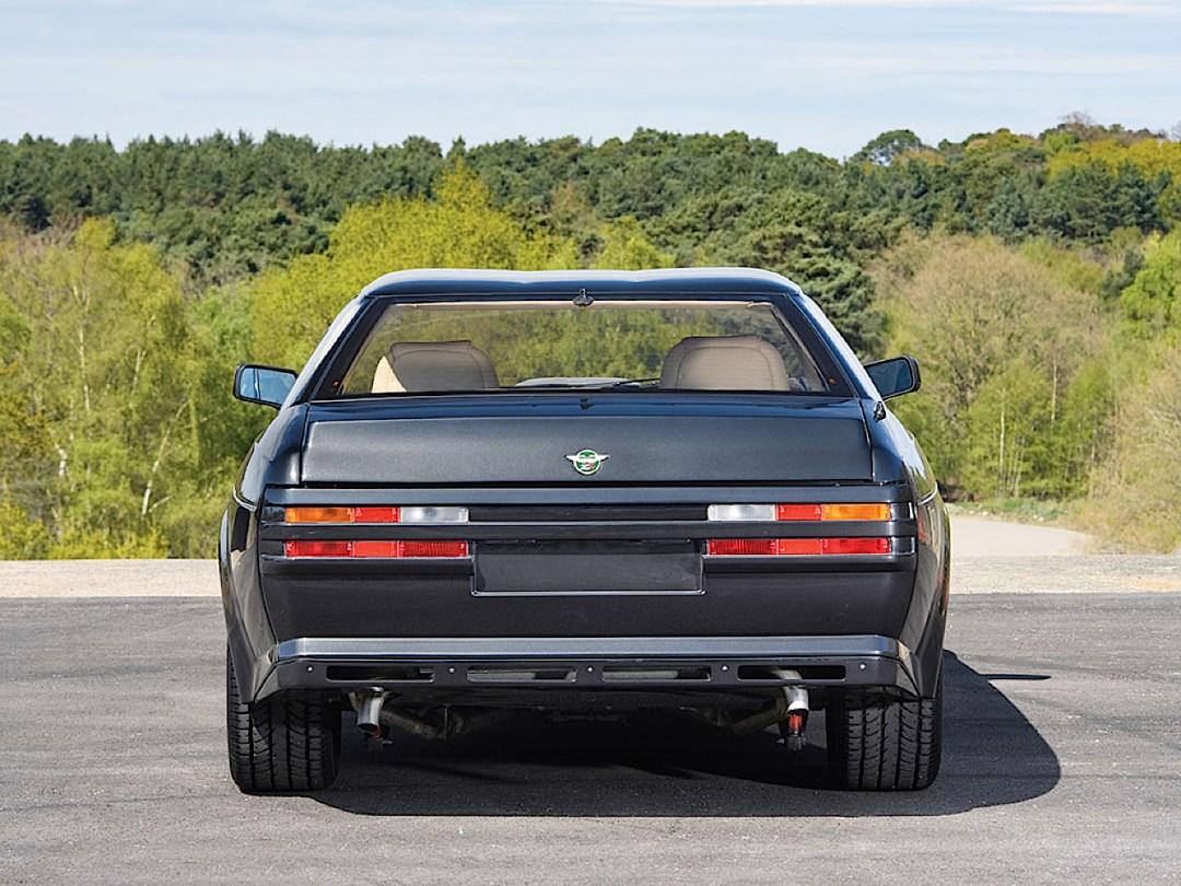 '87 Aston Martin V8 Vantage Zagato 62