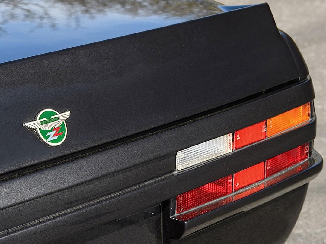 '87 Aston Martin V8 Vantage Zagato 74