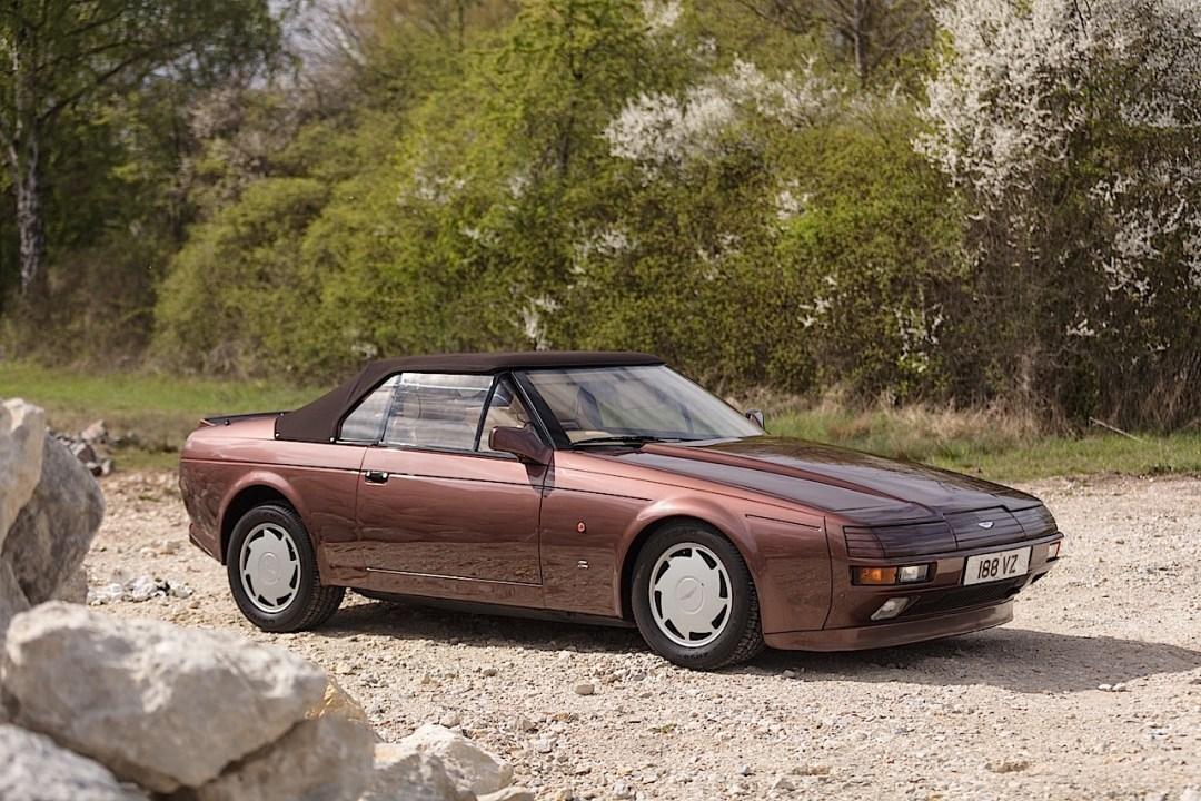 '87 Aston Martin V8 Vantage Zagato 63