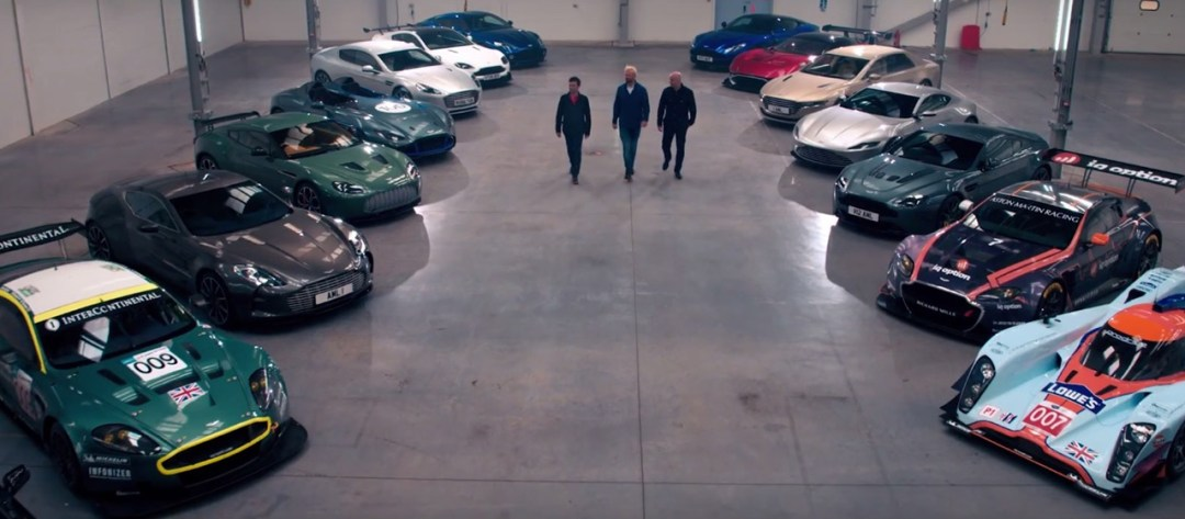 Vous aimez Aston Martin ? Alors matez ça... 20