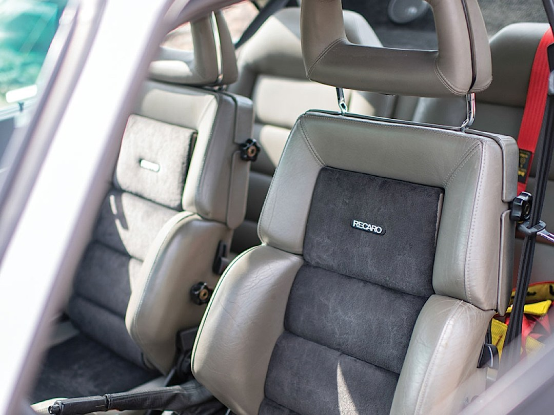 Audi Quattro Sport - Châssis court, turbo et muscu ! 91