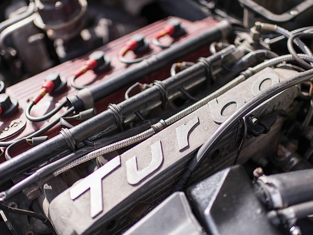 Audi Quattro Sport - Châssis court, turbo et muscu ! 88