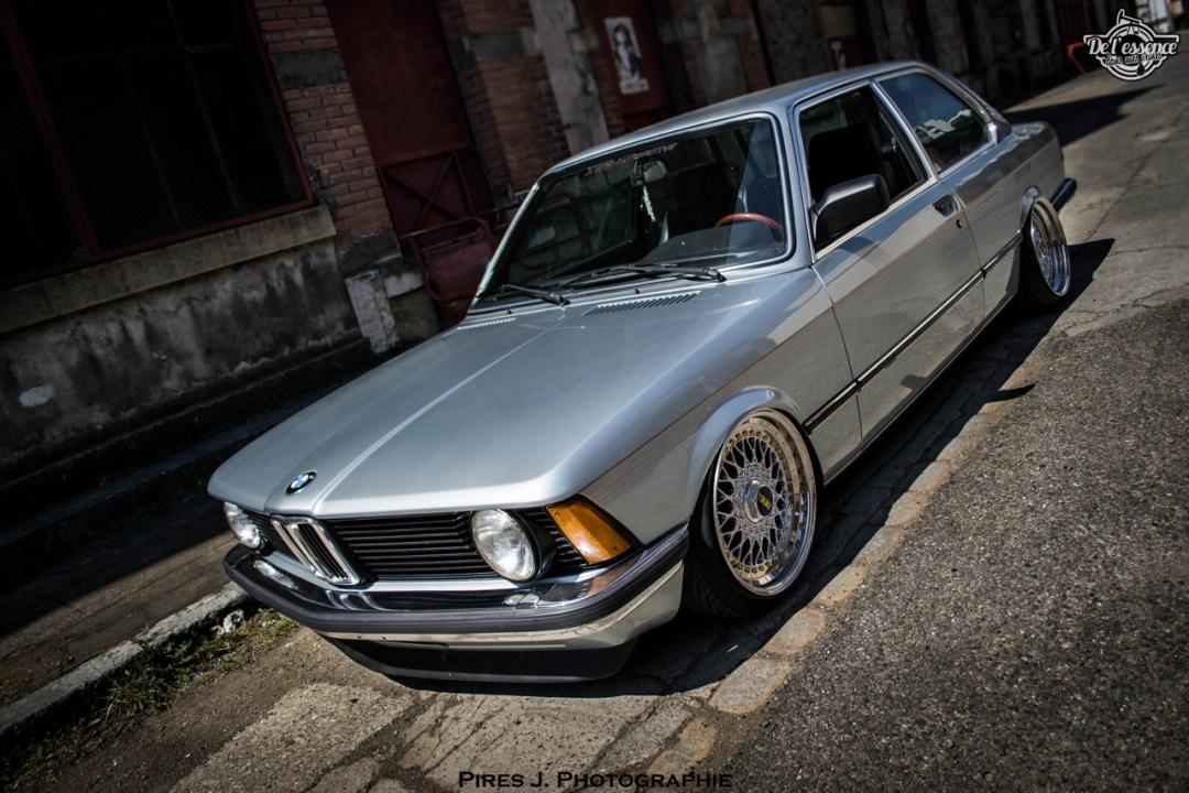 Pierre's BMW E21 - Le retour du come back ! 103