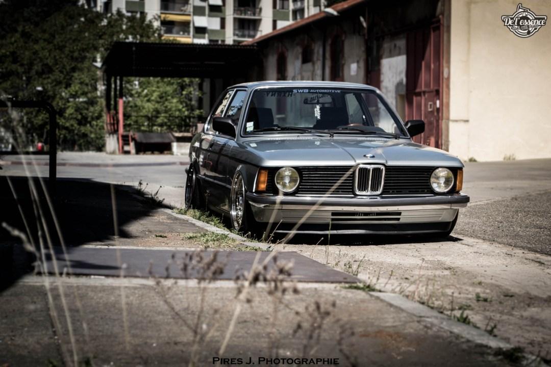 Pierre's BMW E21 - Le retour du come back ! 88