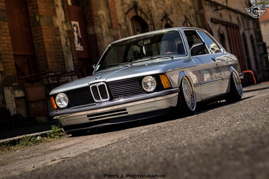 Pierre's BMW E21 - Le retour du come back ! 122