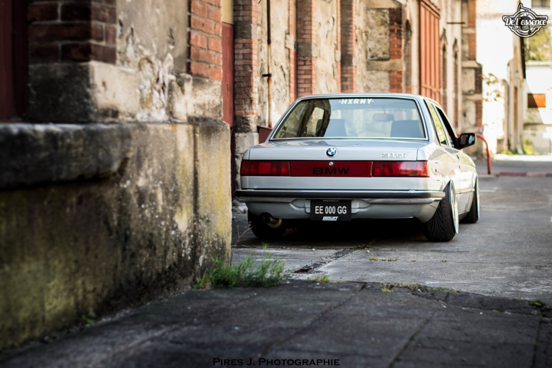 Pierre's BMW E21 - Le retour du come back ! 95
