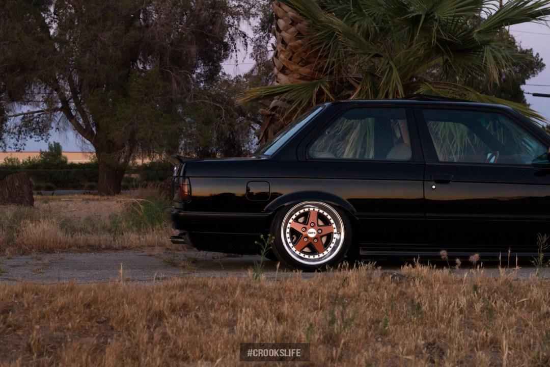 BMW E30 : Slammed en Gotti... 38