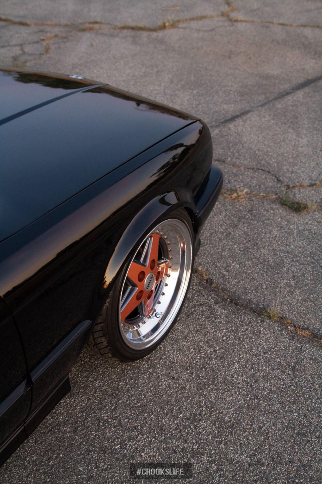 BMW E30 : Slammed en Gotti... 34