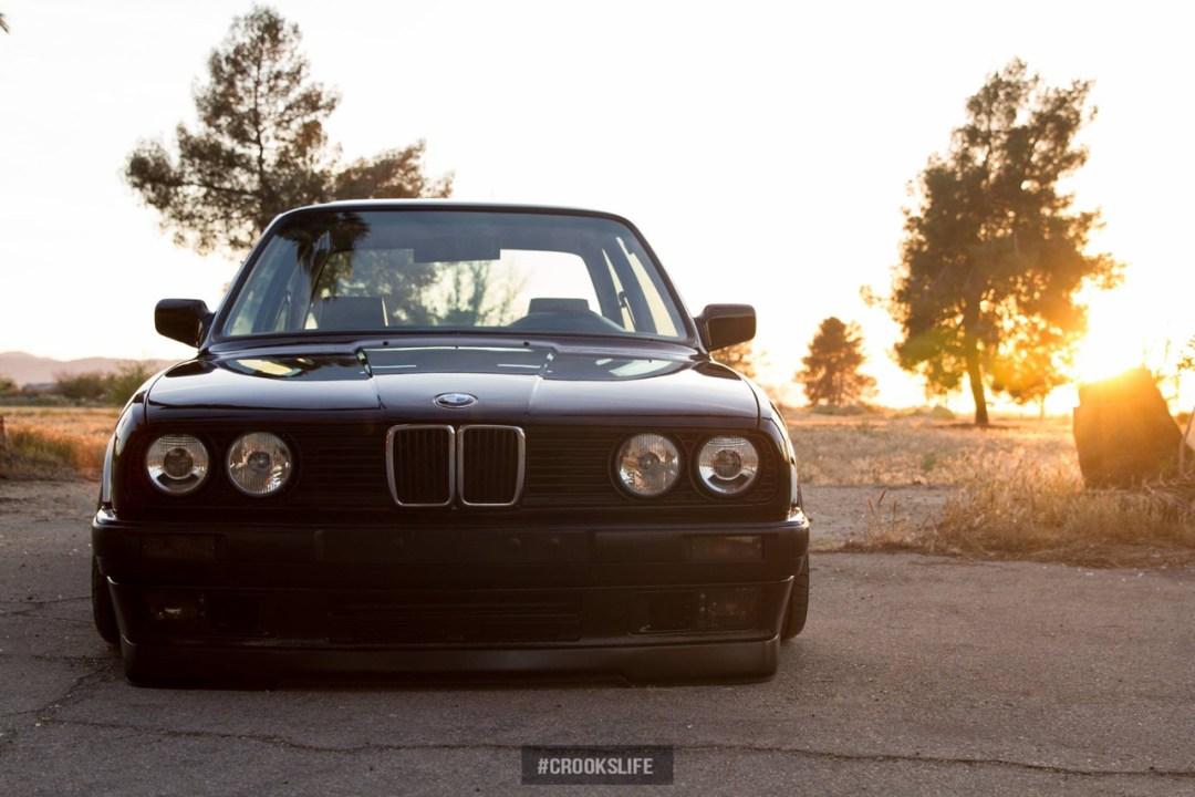 BMW E30 : Slammed en Gotti... 30