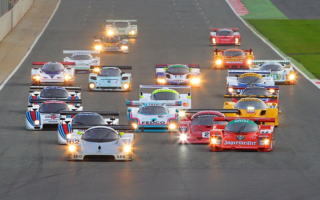 """WSPC : """"The Era of the Group C Monsters"""" 17"""