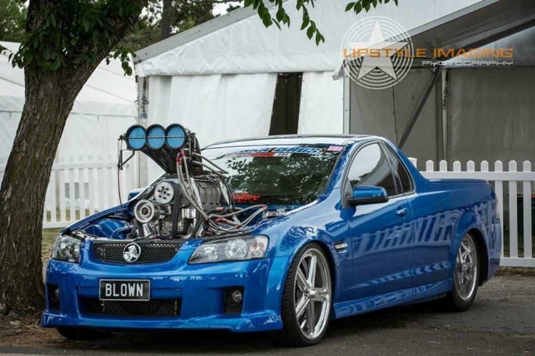 Holden Ute Blown... Quand il y a trop de puissance ! 17