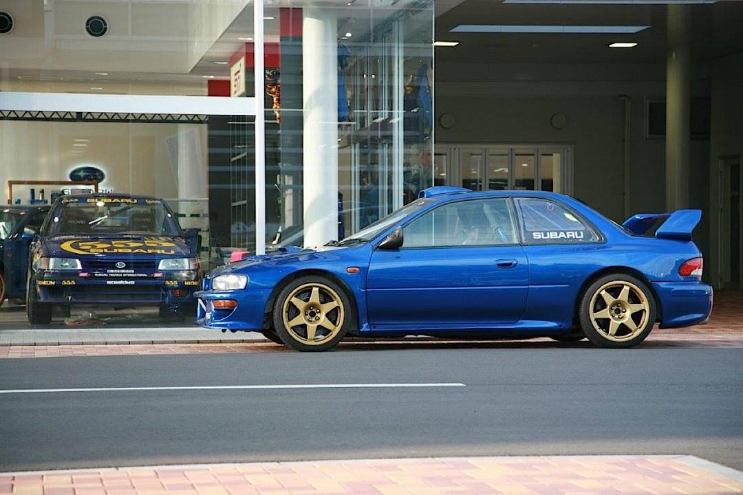 Une Subaru Impreza WRC en daily... Vous en rêviez ? Junya l'a fait ! 34