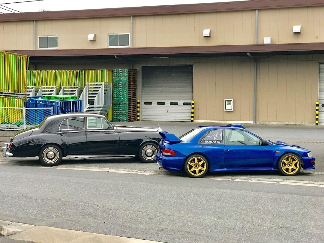 Une Subaru Impreza WRC en daily... Vous en rêviez ? Junya l'a fait ! 33