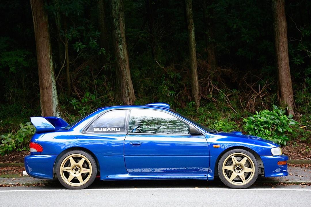 Une Subaru Impreza WRC en daily... Vous en rêviez ? Junya l'a fait ! 30