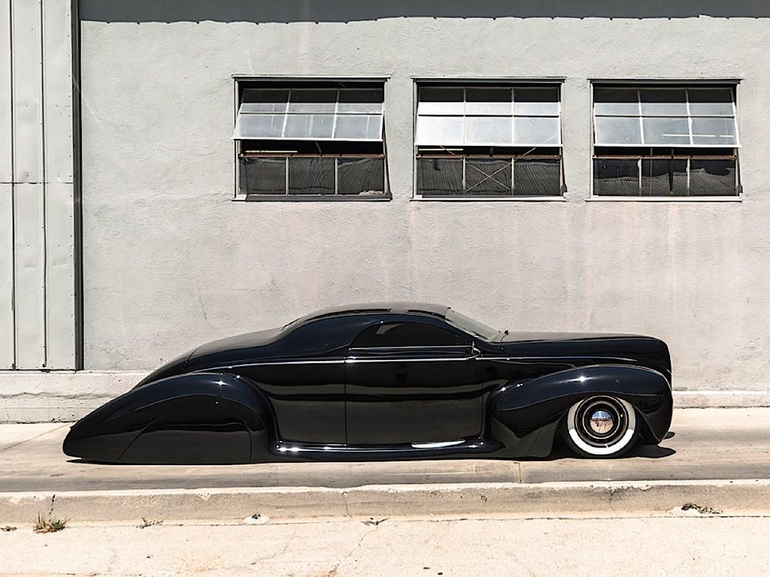 """'39 Lincoln Zephyr """"Scrape"""" - Même le custom a ses légendes ! 62"""